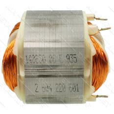 Статор дрели Bosch GSB 13 RE оригинал 2604220601 (57*52 h36 dвн 31)