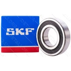 Подшипник 6003 2RS SKF (17*35*10) резина