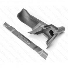 Вставка мульчирующая + нож, Husqvarna оригинал 5950011-01