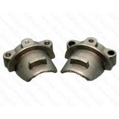 Втавка алюминиевая амортизатора верхнего редуктора мотокосы VIPER CG430B (старого образца)