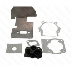Проставка карбюратора + прокладки 1E40F/44F/ ZMG4302/5303 ZOMAX