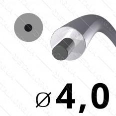 Леска косильная для триммера d 4мм круг с сердечником 1 м (на метраж) арт. les483