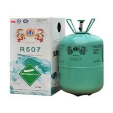 Фреон хладагент Ice Loong R507 (11.3 кг) Trifluoroethane HFC-1423a / Pentafluoroethane HFC-125