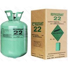 Фреон хладагент R22 13,6 кг для холодильников и кондиционеров Chloridifluoromethane CHCLF