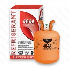 Фреон хладагент R404A 10,9 кг для холодильников и кондиционеров Trifluoroethane