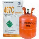Фреон хладагент R407C 11.3 кг для холодильников и кондиционеров Trifluoroethane