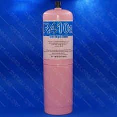 Фреон хладагент R410A 800 грамм под клапан Pentafluoroethane HFC-125 / HFC-32