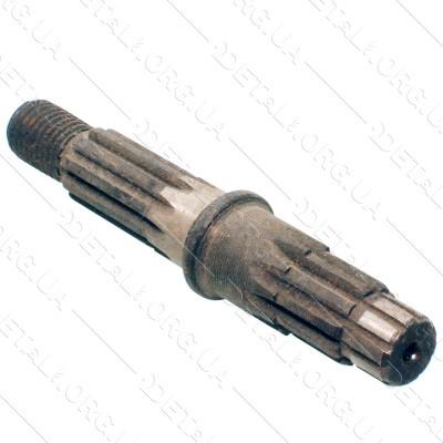 Вал редуктора триммера L78 10 лучей
