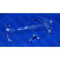 Защитные очки для мотокосы оргстекло прозрачные