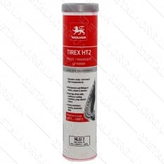 Смазка синтетическая WOLVER TIREX HT2 туба 0,4л ПЭ (-25...+200 С)