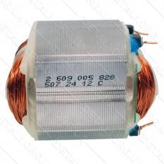 Статор болгарки Bosch PWS 850-125 оригинал 2609005828 (52*57 dвн 31 h41)