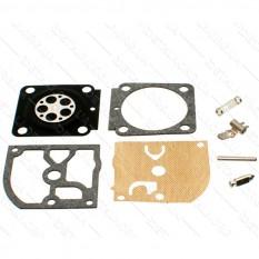 Ремкомплект карбюратора мотокосы Stihl FS 55 Winzor аналог 42280071051