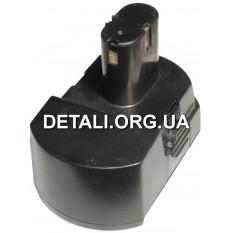 Аккумулятор шуруповерта 18В 3-5 часов (горб) ножка 49мм