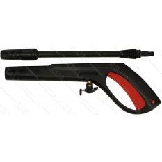Пистолет автомойки на защелке CROWN CT42022