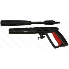 Пистолет автомойки на защелке CROWN CT42024