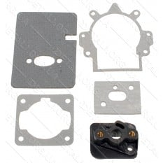 Набор прокладок мотокосы + переходник 1E36F/ ZMG3302/3303 Zomax
