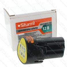 CD3212DFR-998 Аккумулятор Li-Ion 12В, 2.0 Ач ТМ Sturm