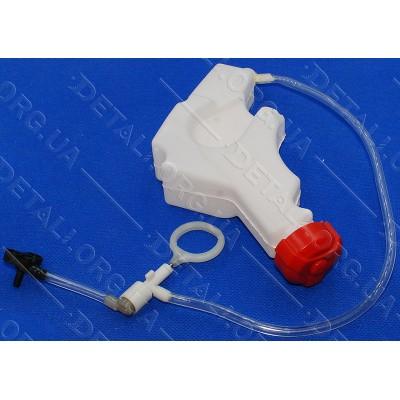 Бак масла в сборе (+маслонасос) для цепной электропилы