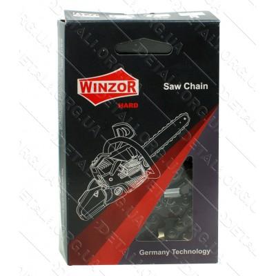 Цепь 72 звена (36 зубов) Winzor HARD 23WH3 круглый зуб шаг 325 паз 1,5мм