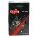 Цепь 72 звена (36 зубов) Winzor HARD 75WH суперзуб шаг 3/8 паз 1,5мм