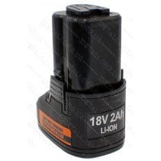 Аккумулятор Li-Ion 18В, 2.0 Ач ТМ Sturm CD3218LBE-998