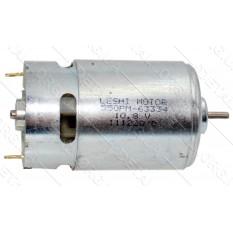 Двигатель шуруповерта Интерскол ДA-10/10.8ЭР d37 h58 L вала - 75 шлиц 3,2 мм 92.04.00.00.00