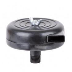 Воздушный фильтр для компрессора диаметр резьбы М16 пластиковый корпус сменный поролоновый фильтрующ