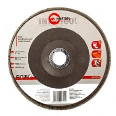 Диск шлифовальный лепестковый 180*22мм, зерно K120