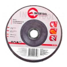 Диск шлифовальный лепестковый 180*22мм, зерно K150