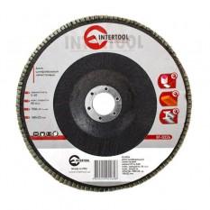Диск шлифовальный лепестковый 180*22мм, зерно K60