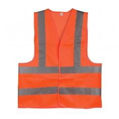 Жилет сигнальный оранжевый XL (60*70см), 120 гр/м2