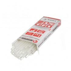 Комплект прозрачных клеевых стержней 11.2мм*300мм, уп. 1кг, картонная упаковка