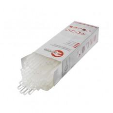 Комплект прозрачных клеевых стержней 11.2мм*300мм, уп. 2кг, картонная упаковка