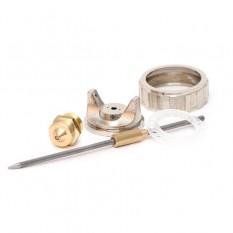 Комплект форсунки 2.2мм для краскопульта HP РТ-0204,PT-0205,PT-0210,PT-0211 (дюза, воздушная головка