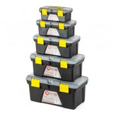 Комплект ящиков для инструментов 5шт (ВХ-0310 10/ВХ-0312 12/ВХ-0314 14/BX-0316 16.5/BX-0318 18.5)