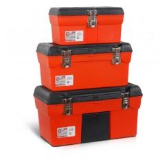 Комплект ящиков для инструментов с метал. замком 3шт (BX-1113 13/BX-1116 16.5/BX-1119 19 )