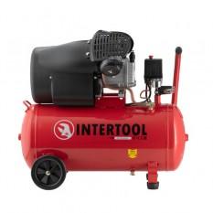 Компрессор 100 л, 2.23 кВт, 220 В, 8 атм, 354 л/мин, 2 цилиндра