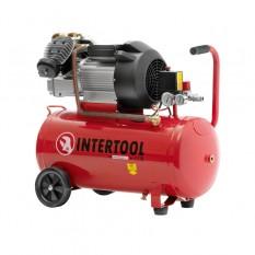 Компрессор 100 л, 3 кВт, 220 В, 8 атм, 420 л/мин, 2 цилиндра