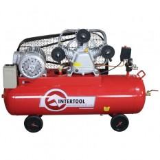 Компрессор 100 л, 4 кВт, 380 В, 10 атм, 600 л/мин. 3 цилиндра