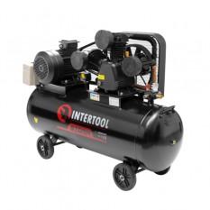 Компрессор 200 л, 7,5 кВт, 380 В, 10 атм, 1050 л/мин. 3 цилиндра