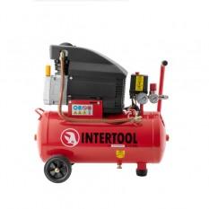 Компрессор 24 л, 1.5 кВт, 220 В, 8 атм, 206 л/мин