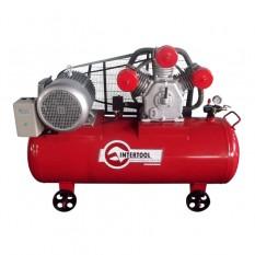 Компрессор 300 л, 11 кВт, 380 В, 8 атм, 1600 л/мин. 3 цилиндра