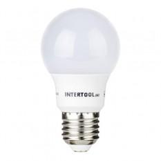 Лампа светодиодная LED A55, E27, 7Вт, 150-300В, 4000K, 30000ч, гарантия 3года