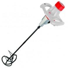Миксер ручной электрический 1200 Вт, 2 скорости (100-400,150-700 об/мин), max 40Nm, насадка 120мм