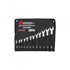 Набор ключей комбинированных 12шт. 6-14,17,19,22 мм, DIN3113, STORM