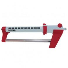 Ороситель осцилляционный, кнопка регулировки давления воды, площадь полива до 180 кв.м., 4-5 бар, 20