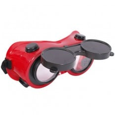 Очки сварщика, защита от УФ и ИК лучей, светофильтр Г2