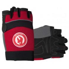 Перчатка Microfiber без пальцев, вставки спандекса и неопрена, эластичный манжет на липучке, 9