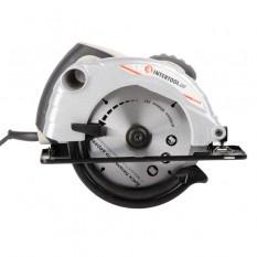 Пила дисковая 1300 Вт, 5000 об/мин, угол наклона 90-45° глубина распила 57/41 мм, диск 185*20 мм