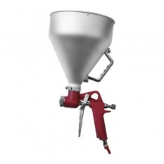 Распылитель штукатурный пневматический, три форсунки 468мм, В/Б металлический, 6000мл, 3-6 атм